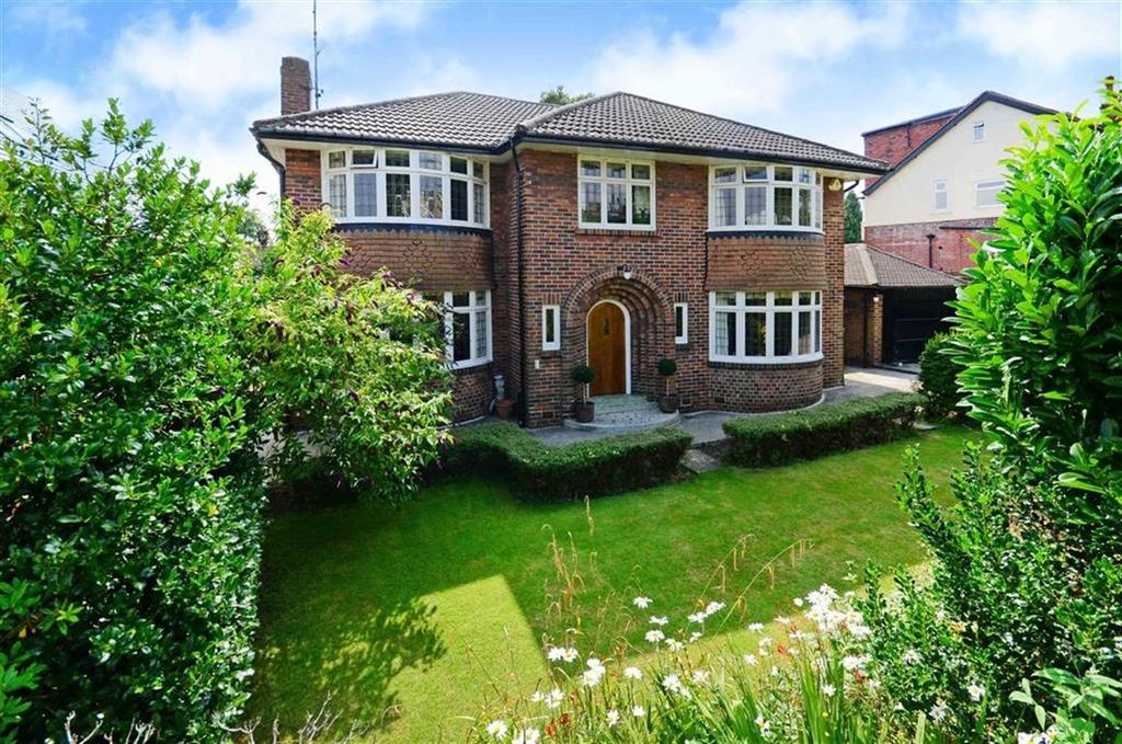 5 Bedrooms Detached House for sale in 35, Knowle Lane, Ecclesall, Sheffield, S11