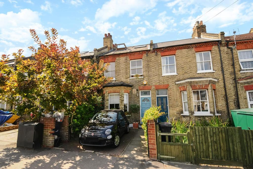 4 Bedrooms Terraced House for sale in Clive Road, West Dulwich, SE21