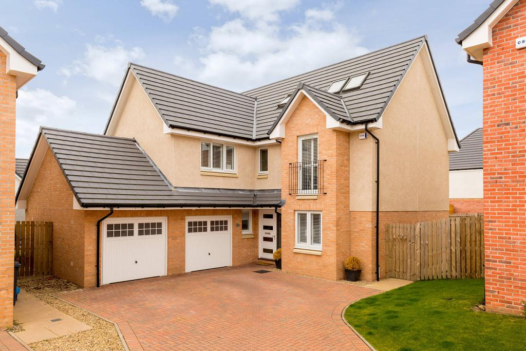 6 Bedrooms Detached House for sale in 5a Oakwood Court, Corstorphine, EH12 8WW