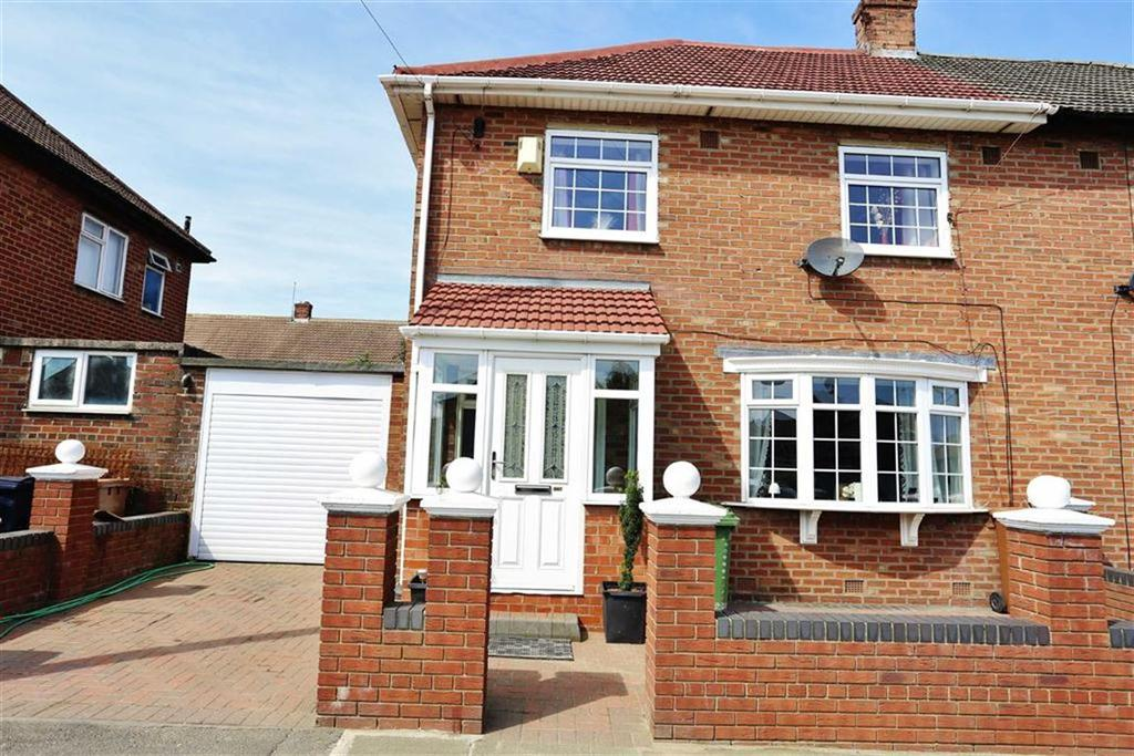 3 Bedrooms Semi Detached House for sale in Hylton Road, Pennywell, Sunderland, SR4