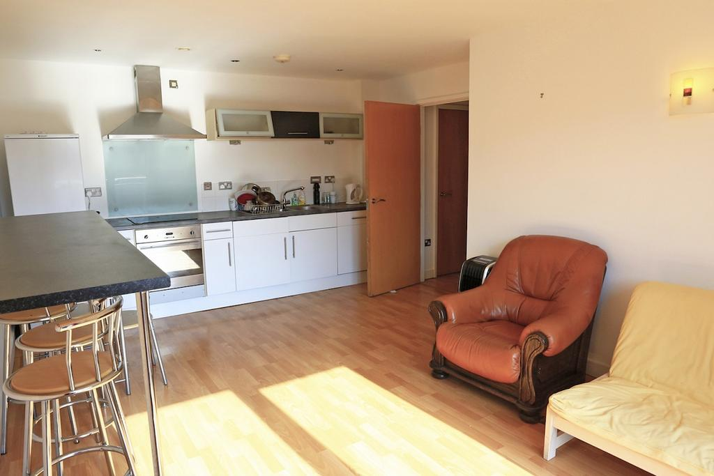 2 Bedrooms Apartment Flat for rent in West One City, Fitzwilliam Street, SHEFFIELD S1