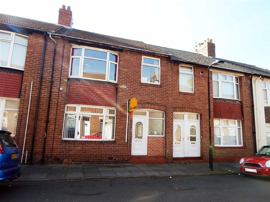4 Bedrooms Terraced House for sale in Morpeth Terrace, North Shields, Tyne And Wear, NE29