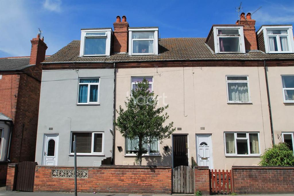 3 Bedrooms Terraced House for sale in Station Road, Carlton