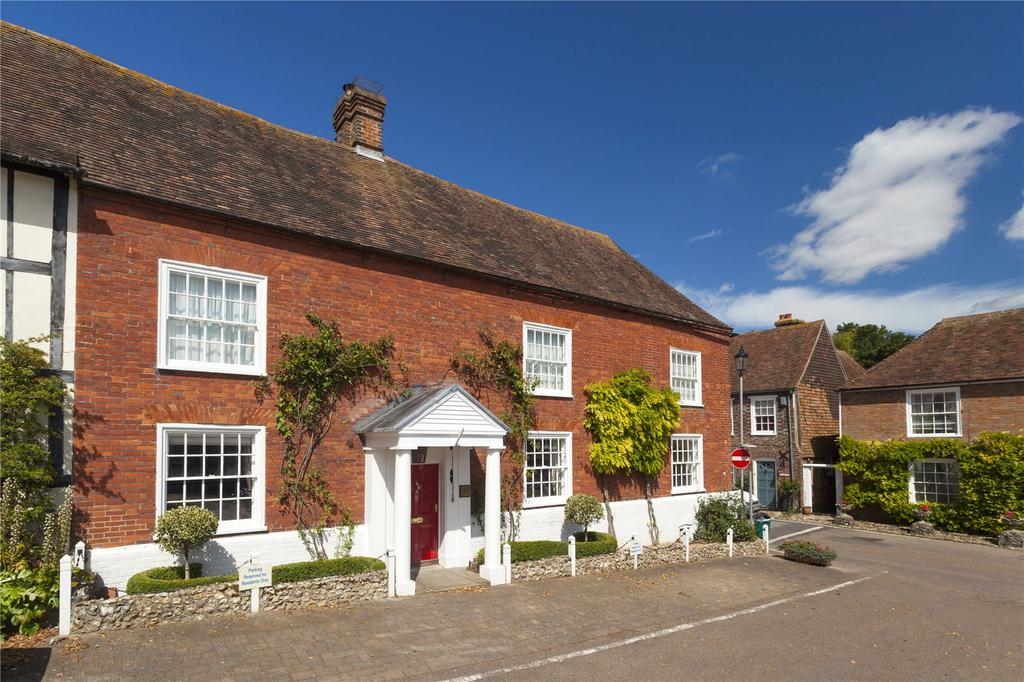 4 Bedrooms Semi Detached House for sale in The Square, Elham, Canterbury, Kent