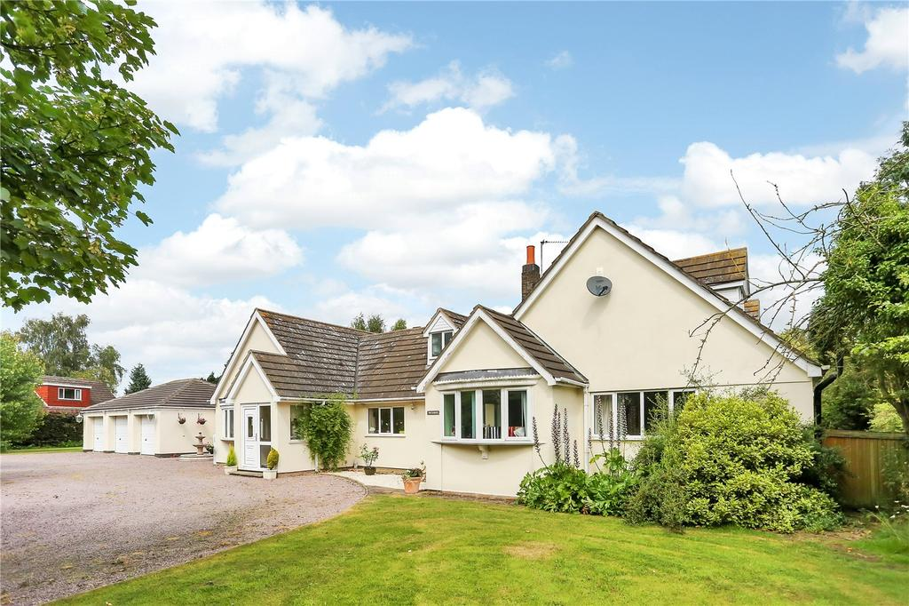 5 Bedrooms Detached House for sale in Halfway Lane, Swinderby, Lincoln