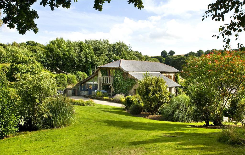 5 Bedrooms Detached House for sale in Netherton, Kingsbridge, Devon, TQ9