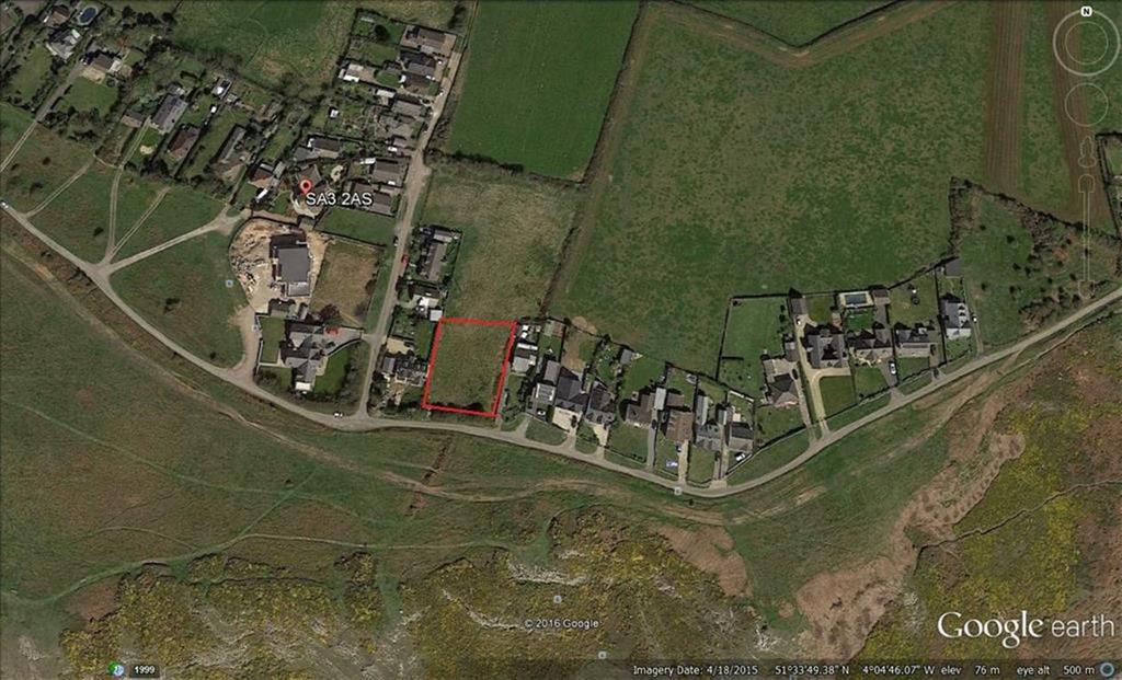 Land Commercial for sale in East Cliff, Pennard, Swansea, Swansea