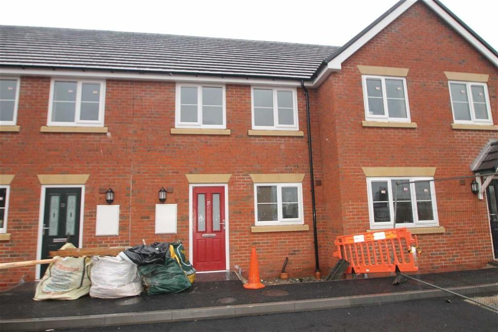 2 Bedrooms Terraced House for sale in Trumpet Close, Gobowen