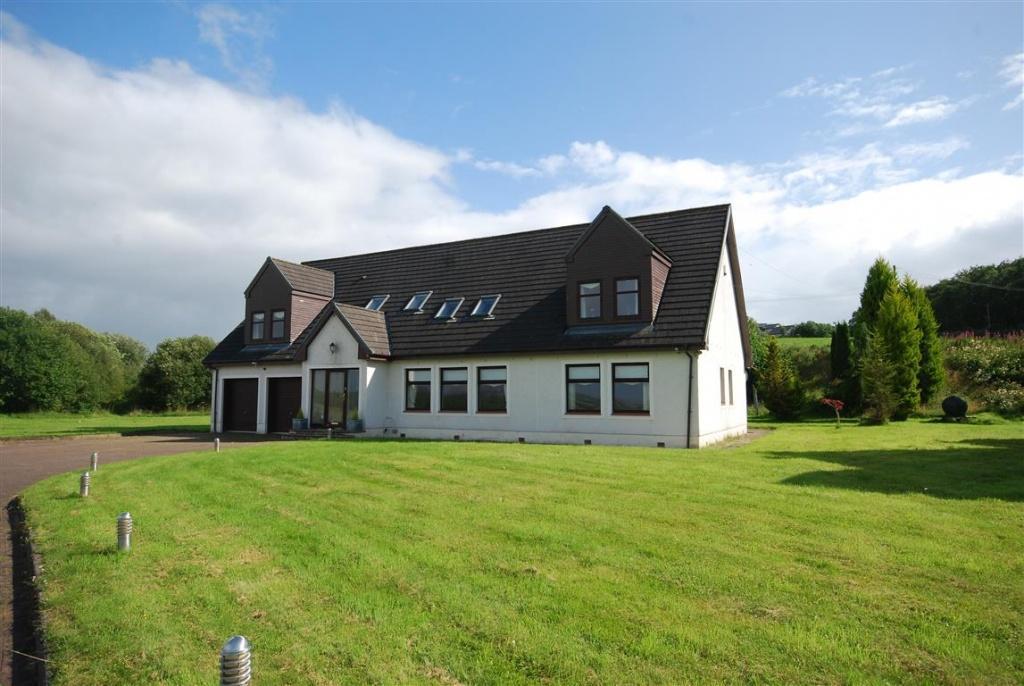 5 Bedrooms Detached Villa House for sale in 1 Station View, Skares, KA18 2RD