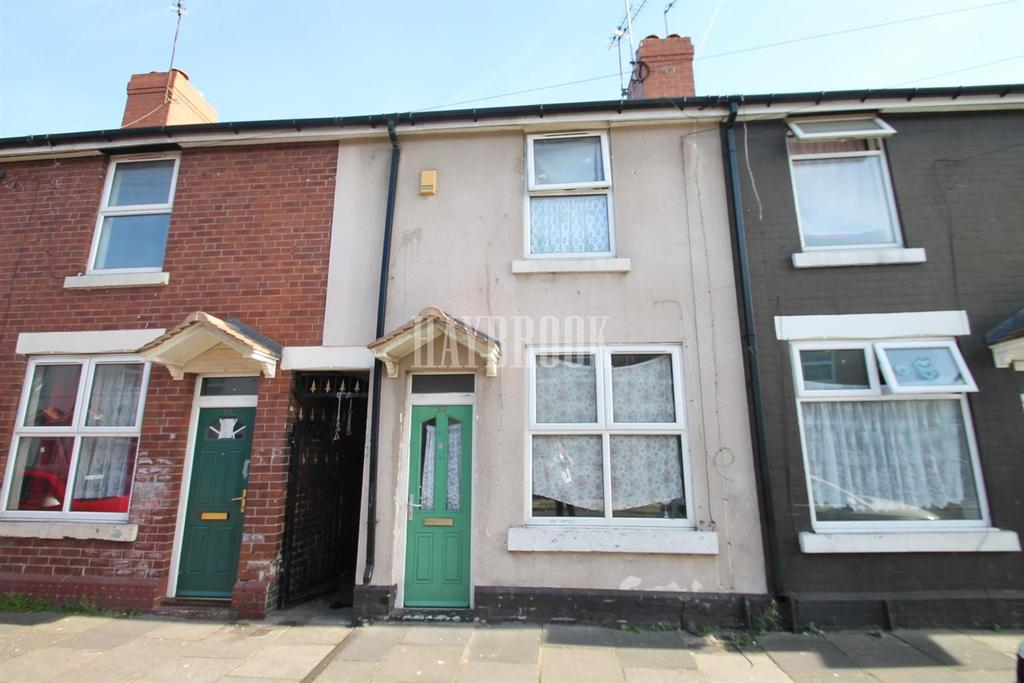 2 Bedrooms Terraced House for sale in Selborne Street, Eastwood