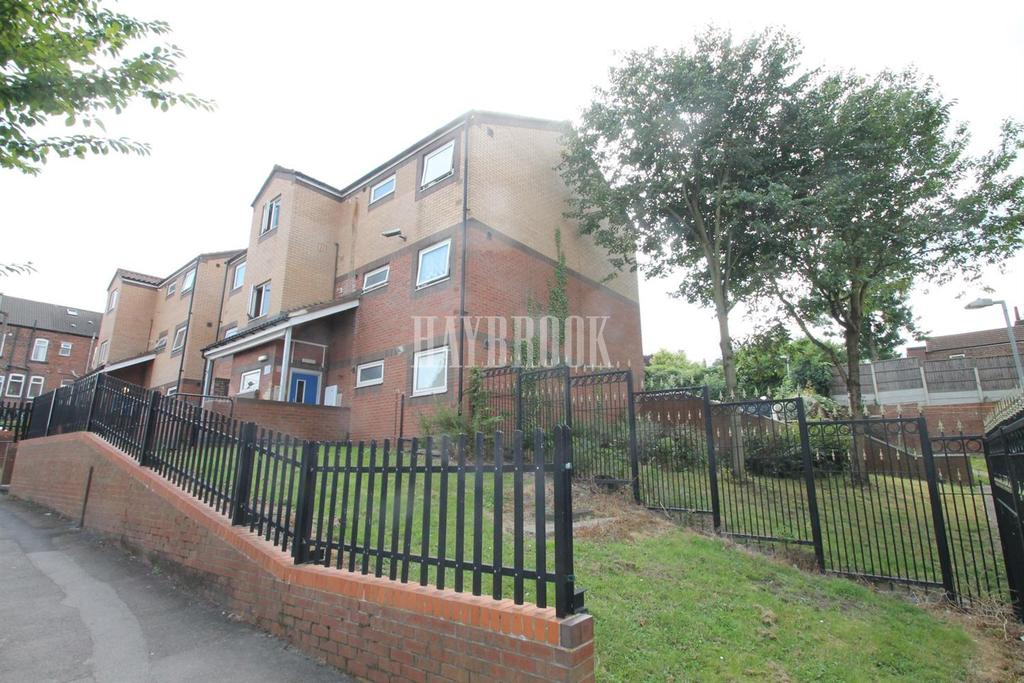 1 Bedroom Flat for sale in Warwick Street, Rotherham