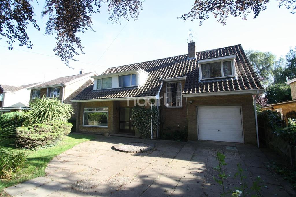 4 Bedrooms Detached House for sale in Westmead Ave, Wisbech