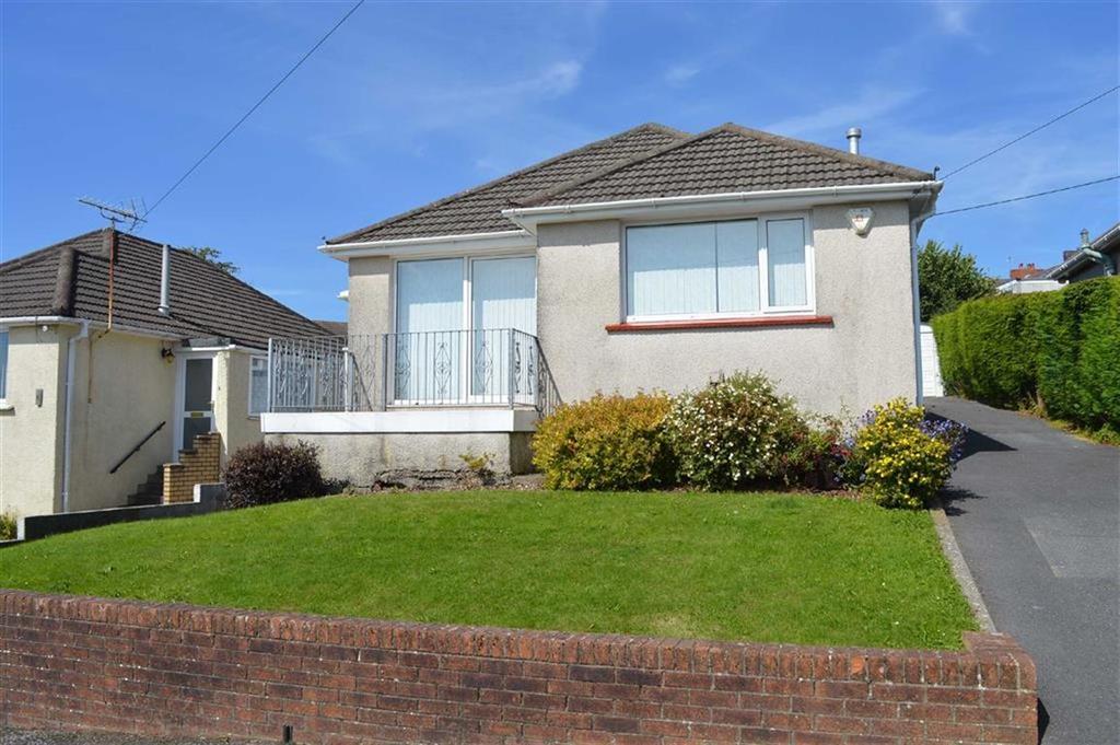 3 Bedrooms Detached Bungalow for sale in Bryndolau, Dunvant, Swansea