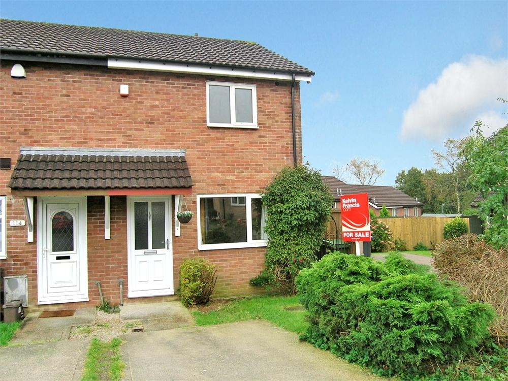 2 Bedrooms End Of Terrace House for sale in Oakridge, Thornhill, Cardiff