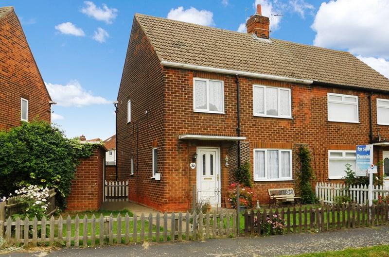 3 Bedrooms Semi Detached House for sale in Paghill Estate, Paull, Hull