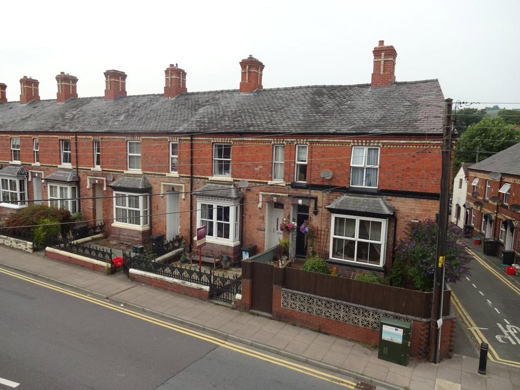 3 Bedrooms Terraced House for sale in New Road, Newtown, Powys