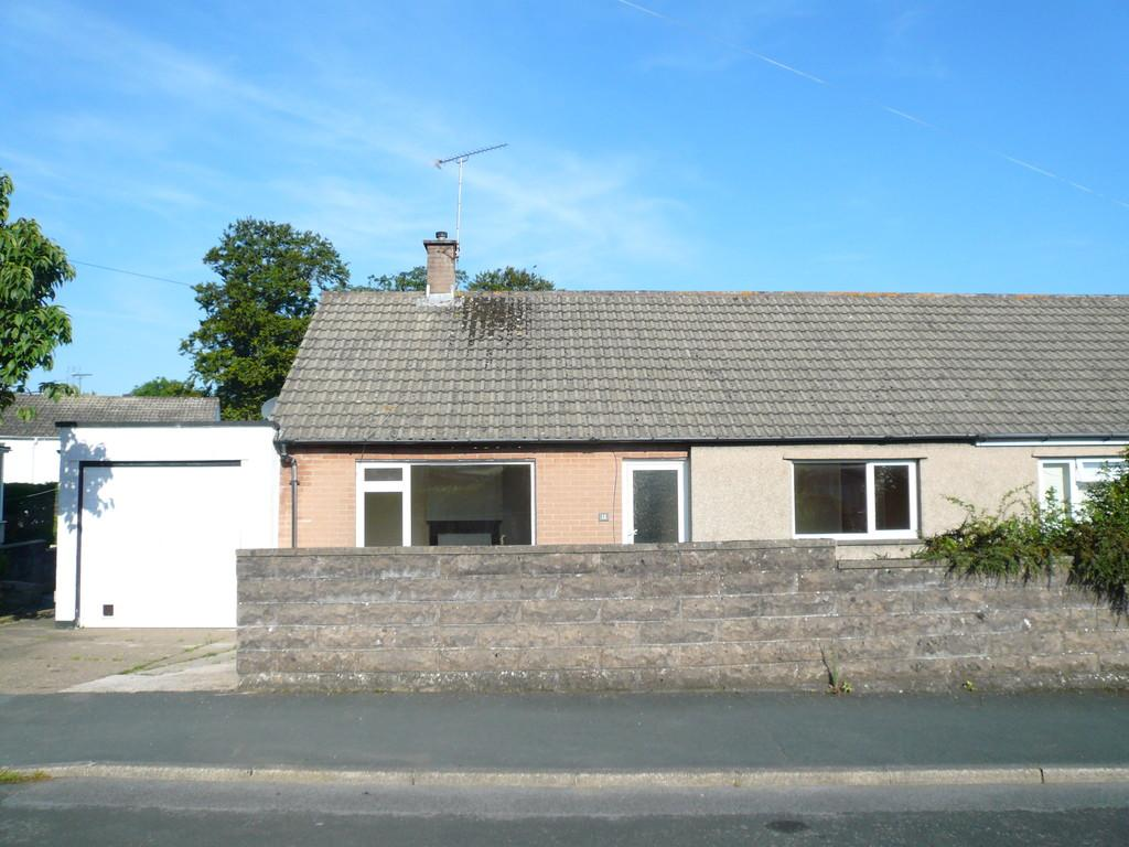 2 Bedrooms Semi Detached Bungalow for sale in Lowscales Drive, Cockermouth