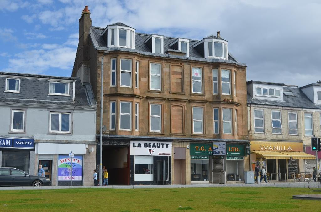 2 Bedrooms Flat for sale in West Clyde Street, Flat 1/2, Helensburgh, Argyll Bute, G84 8AW