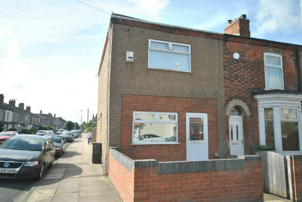 3 Bedrooms End Of Terrace House for sale in Lambert Road, GRIMSBY