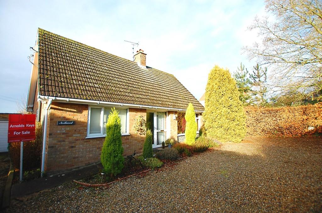 3 Bedrooms Detached Bungalow for sale in Old Mill Lane, Roughton