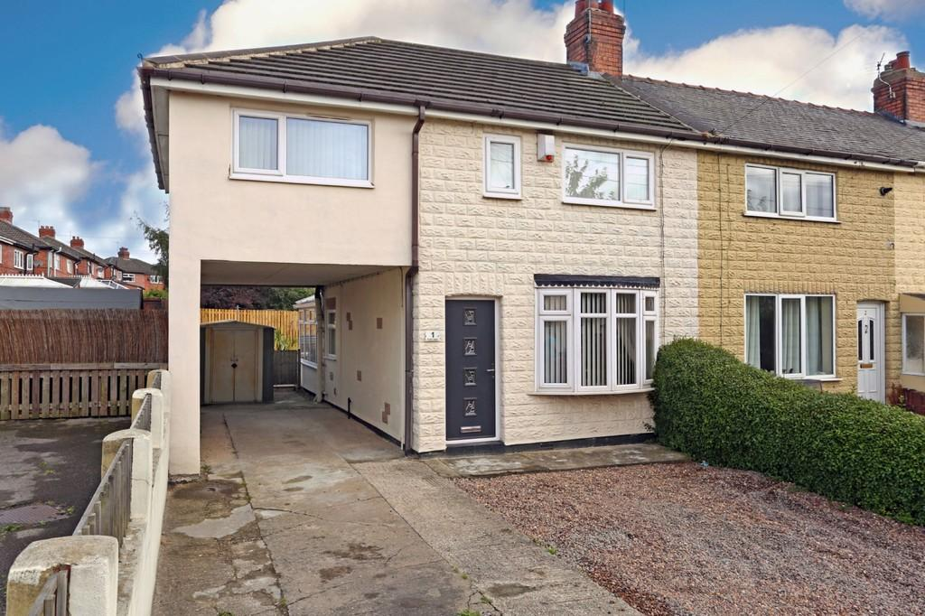 3 Bedrooms End Of Terrace House for sale in Park View, Lofthouse