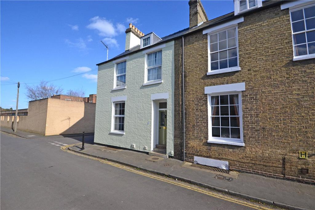 4 Bedrooms End Of Terrace House for rent in Hardwick Street, Cambridge, CB3
