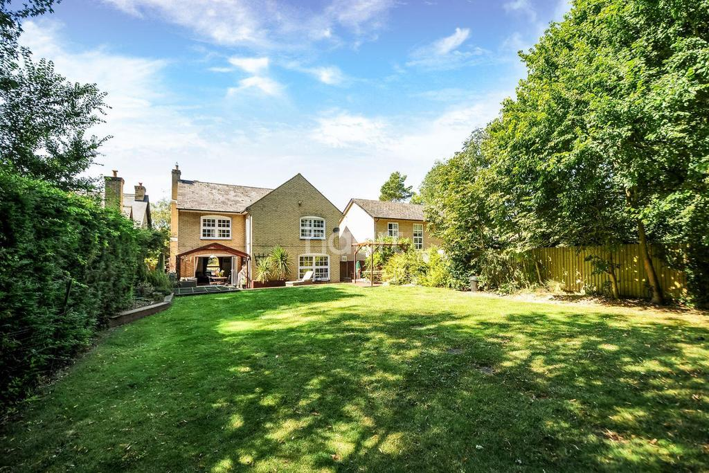 4 Bedrooms Detached House for sale in Croxton, St Neots