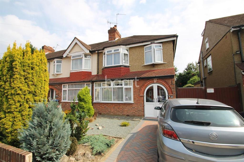 3 Bedrooms End Of Terrace House for sale in Woodgrange Gardens