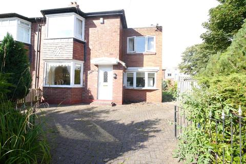 4 bedroom semi-detached house to rent - Ridgewood Crescent, South Gosforth