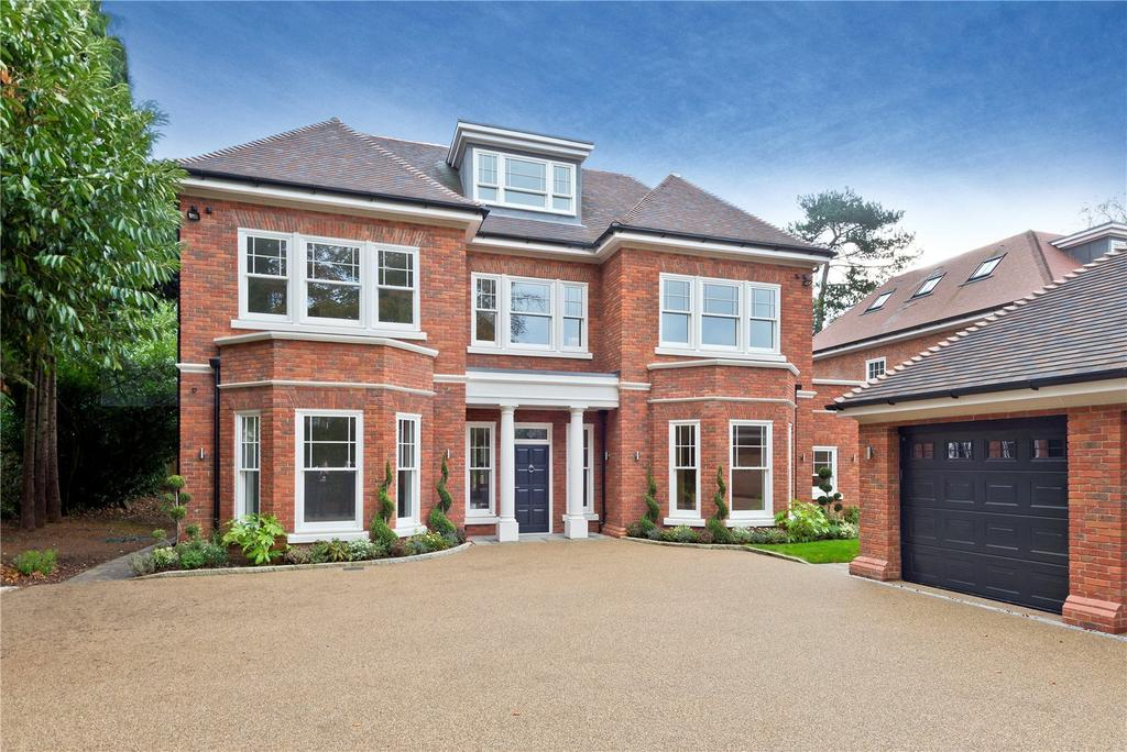 6 Bedrooms Detached House for sale in Westminster House, Ascot, Berkshire, SL5