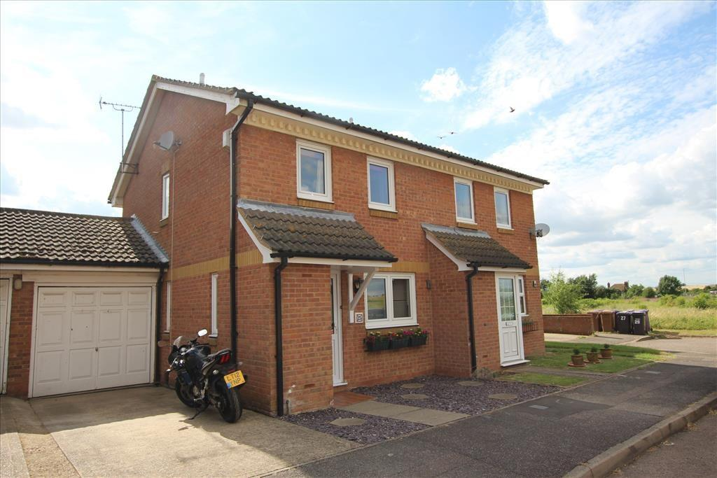 3 Bedrooms End Of Terrace House for sale in Aleyn Way, BALDOCK, SG7