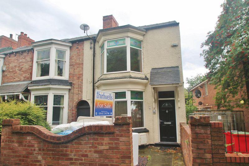 1 Bedroom Apartment Flat for sale in Burlam Road, Linthorpe