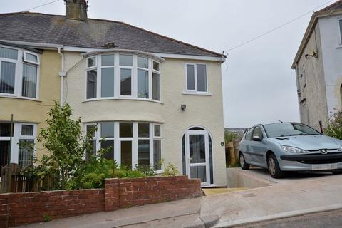 3 bedroom semi-detached house to rent - Redburn Road, Paignton