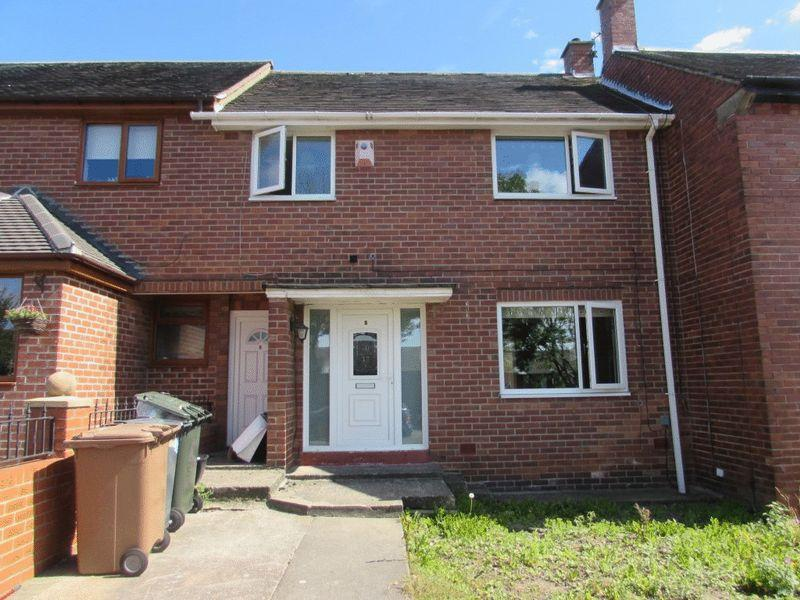3 Bedrooms Terraced House for sale in Ashbrooke Gardens, Wallsend - Three Bedroom Mid-Terrace