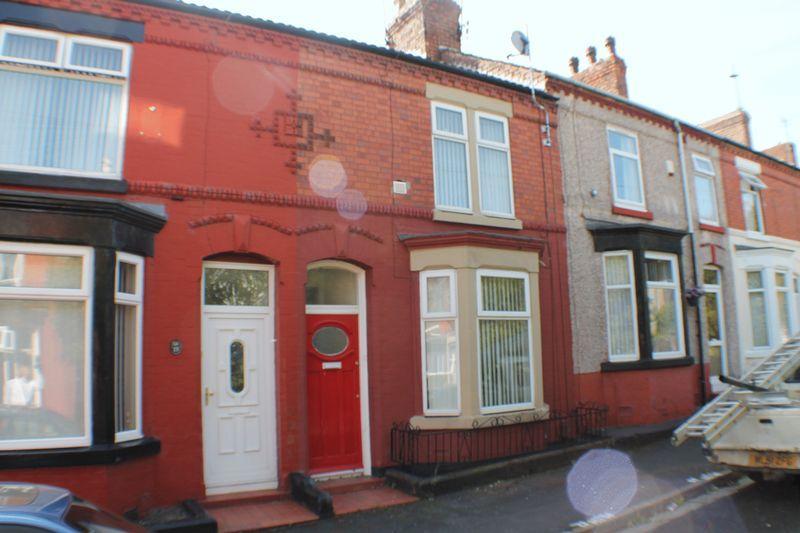 2 Bedrooms Terraced House for sale in Eldon Road, Rock Ferry