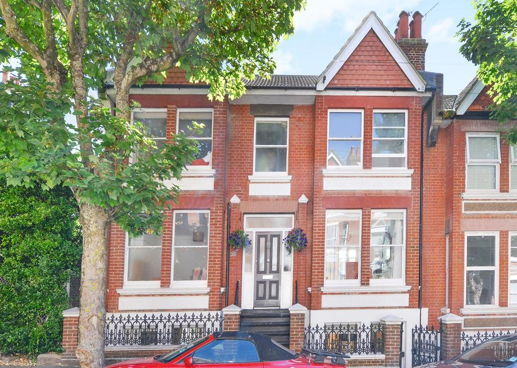 4 Bedrooms Terraced House for sale in St James's Avenue, Brighton, BN2