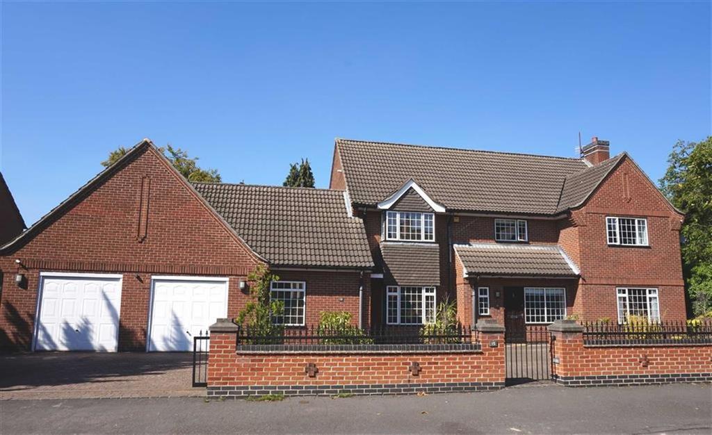 6 Bedrooms Detached House for sale in Knighton Drive, Stoneygate, Leicester