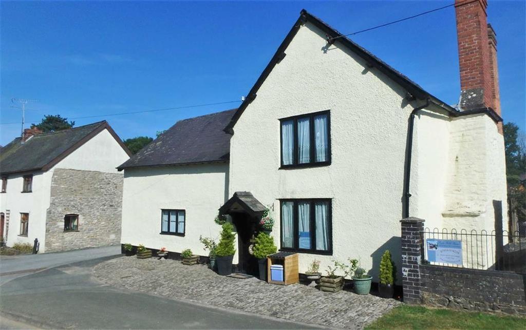 4 Bedrooms Unique Property for sale in Broad Street, Presteigne, Presteigne, Powys