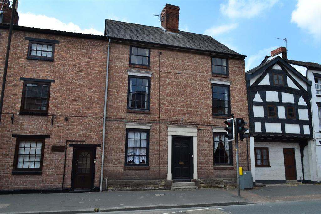 4 Bedrooms Town House for sale in Bridge Street, Leominster