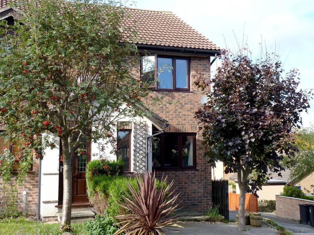 3 Bedrooms Semi Detached House for sale in Juniper Way, Harrogate