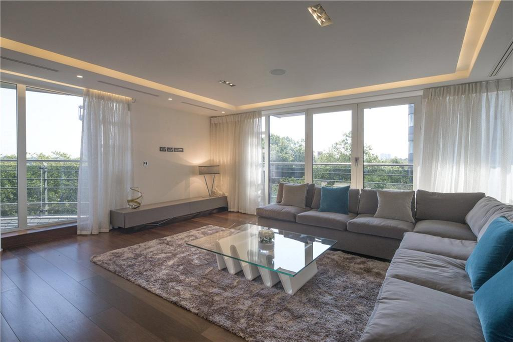 3 Bedrooms Flat for sale in The Atrium, 127-131 Park Road, St John's Wood, NW8