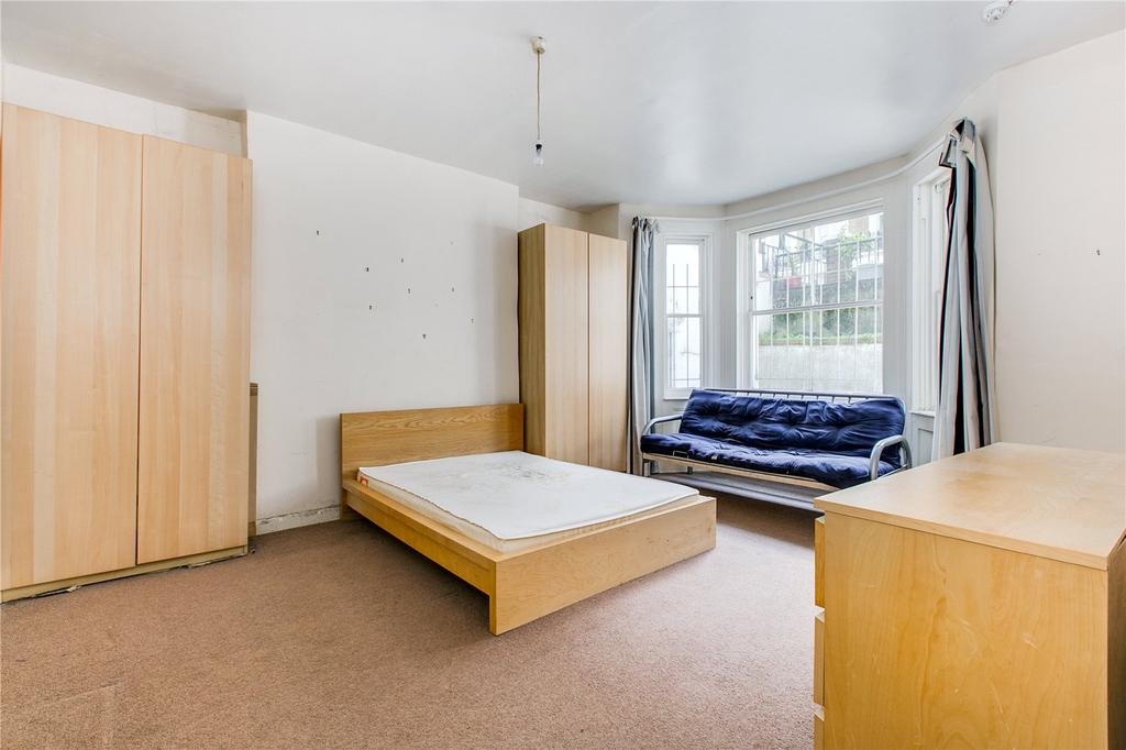 1 Bedroom Flat for sale in Leamington Road Villas, Notting Hill, London