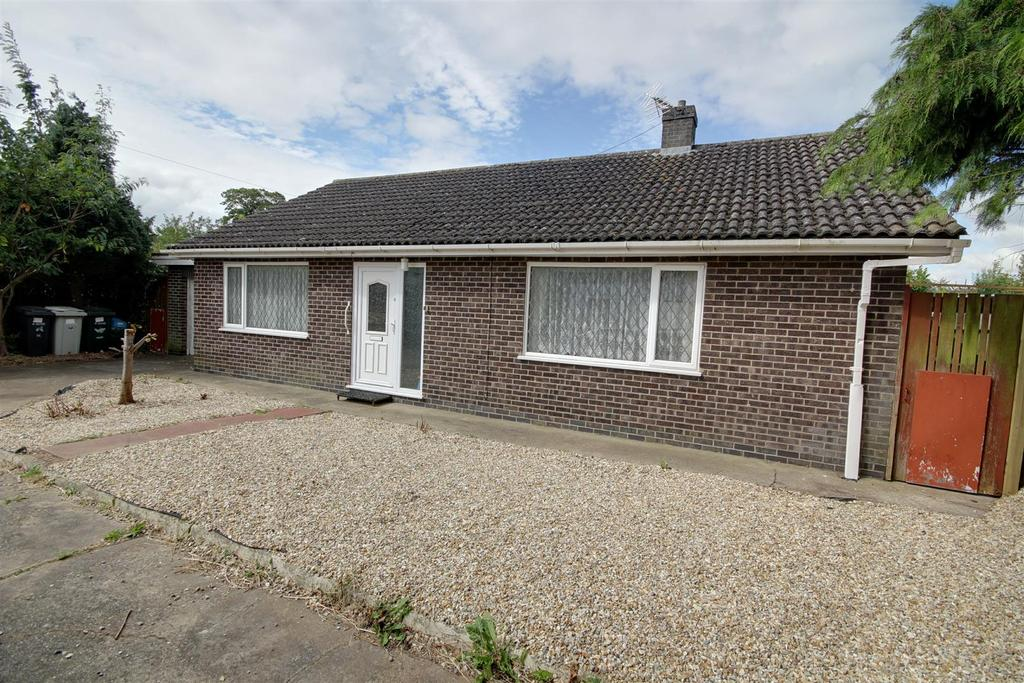 2 Bedrooms Detached Bungalow for sale in Cherry Tree Court, Mumby Road, Huttoft,