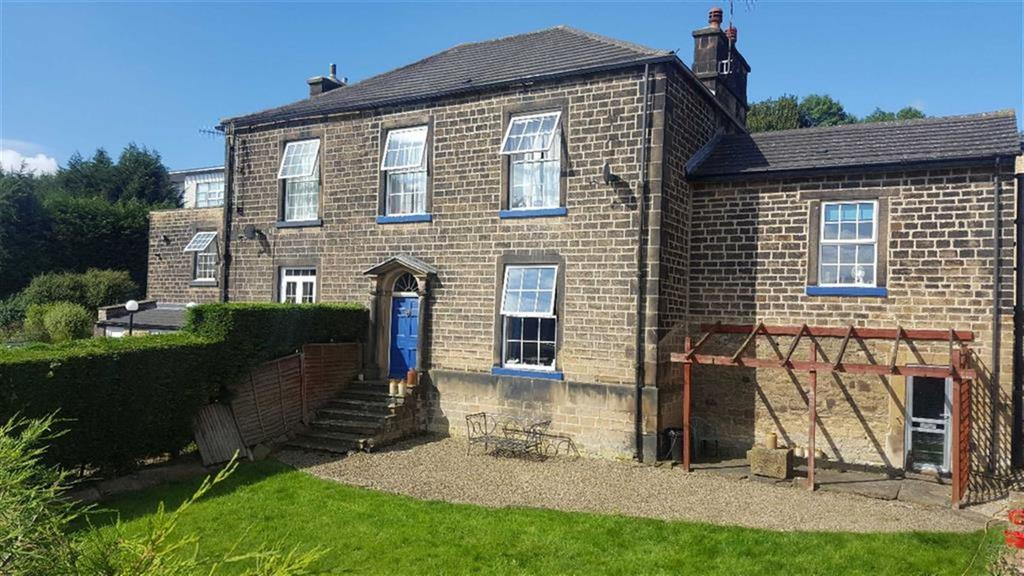 4 Bedrooms Semi Detached House for sale in 1 Wreakes House, Wreakes Lane, Dronfield, Derbyshire, S18