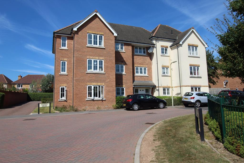 2 Bedrooms Ground Flat for sale in Dumas Drive, Whiteley