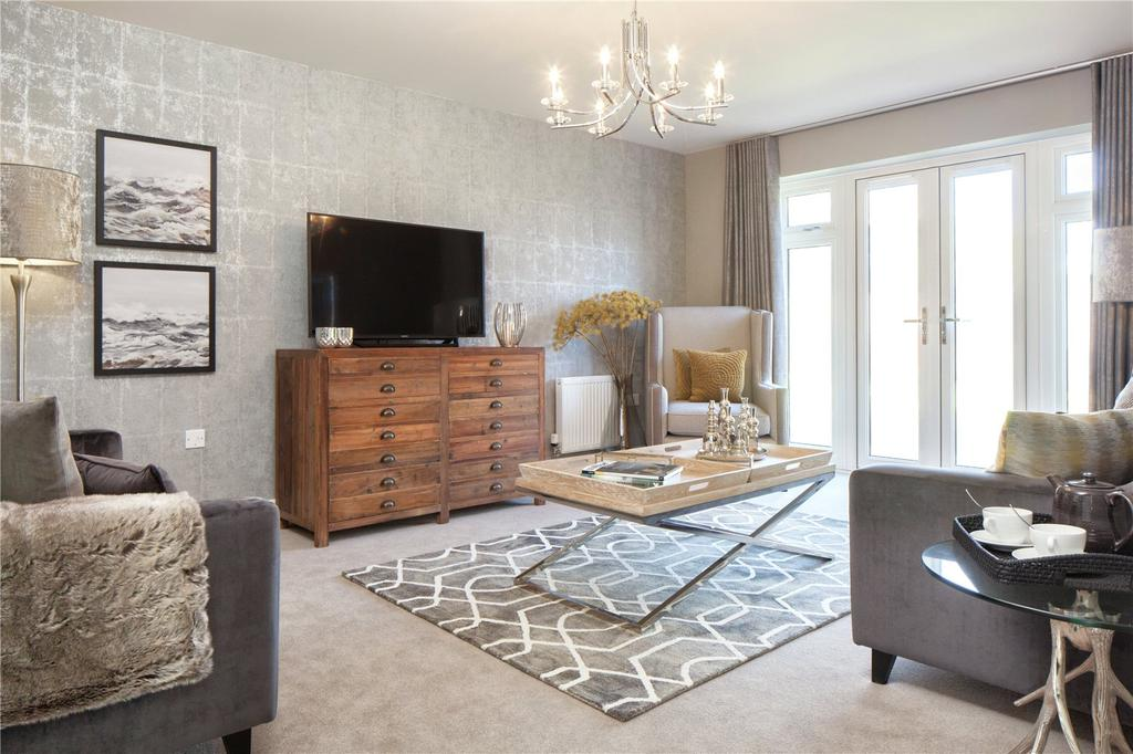 4 Bedrooms Detached House for sale in Oakwood Gate, New Road, Bampton, Oxfordshire, OX18