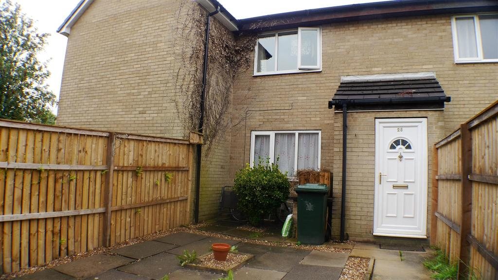 1 Bedroom Maisonette Flat for sale in Acaster Drive, Low Moor, Bradford, BD12 0BE