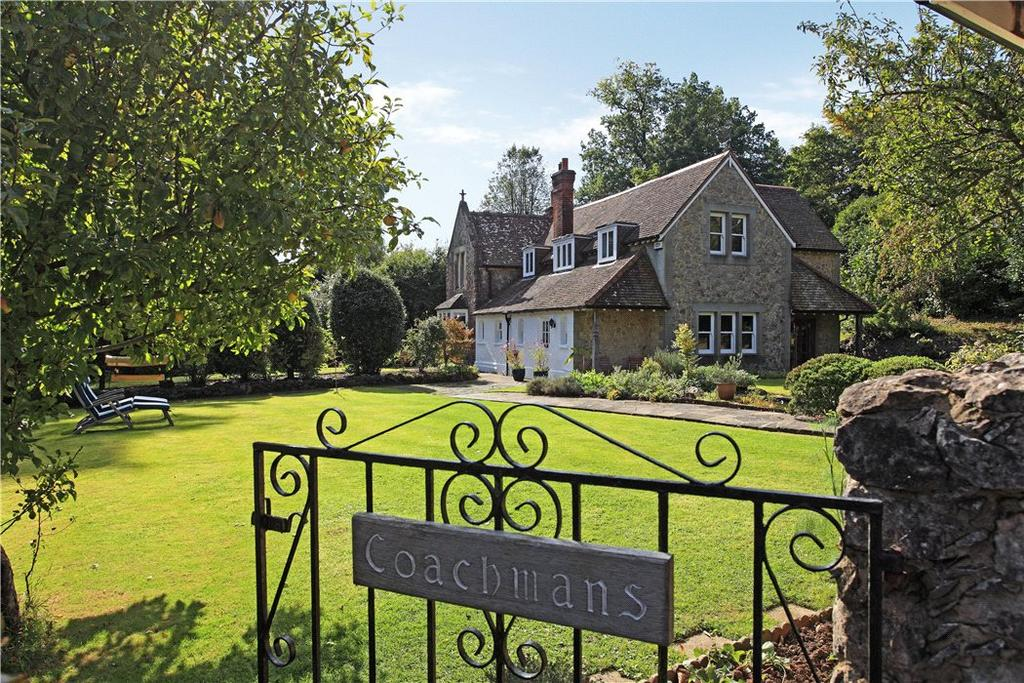 5 Bedrooms Detached House for sale in Clenches Farm Road, Sevenoaks, Kent, TN13