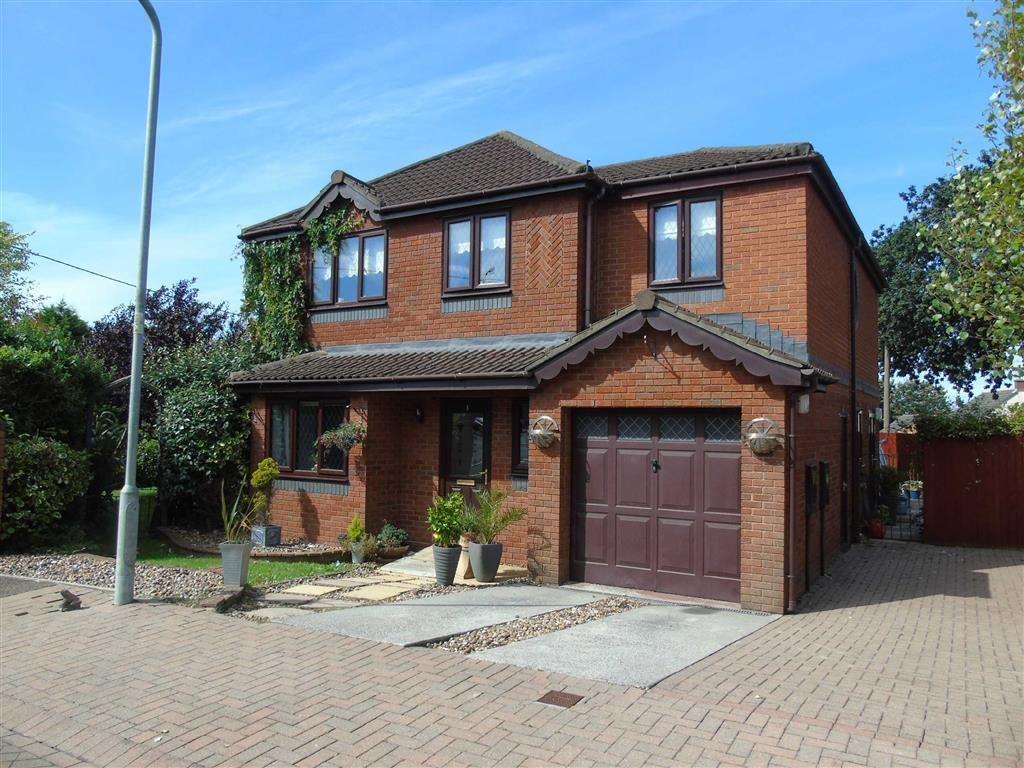 4 Bedrooms Detached House for sale in Llys Y Pinwydd, Gelli Road, Llanelli