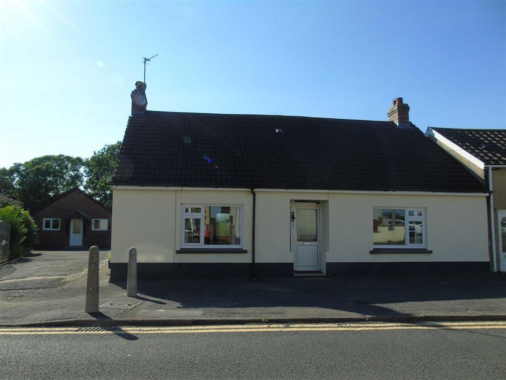 3 Bedrooms Detached Bungalow for sale in Banc Pendre, Kidwelly, Llanelli